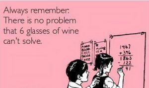 wine solve problems