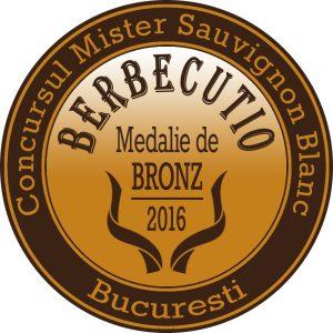 Mister Sauvignon Blanc Medalie Concurs